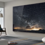"Samsung unveils massive 219-inch TV called ""The Wall"""