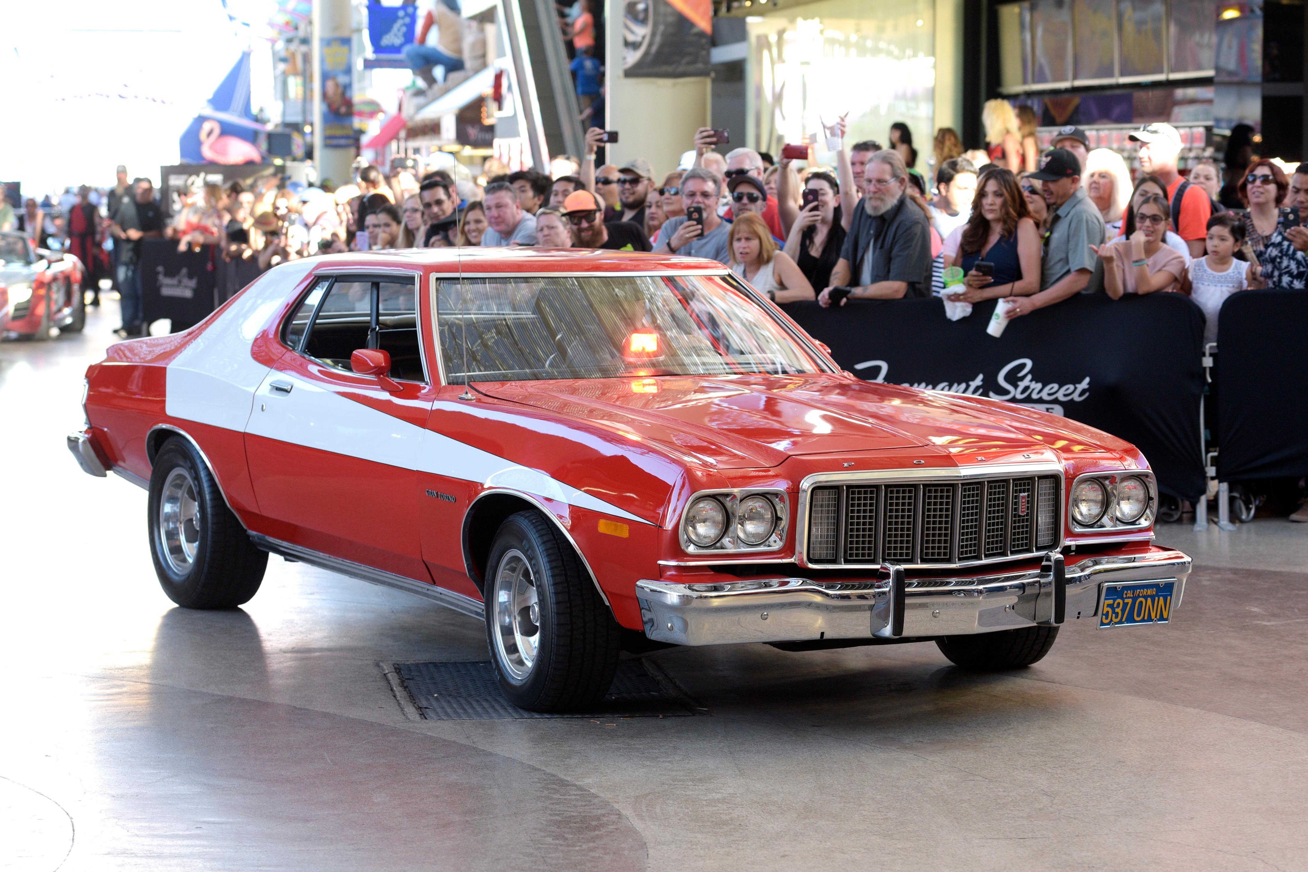 GALLERY   Las Vegas Car Stars at Fremont Street Experience   KSNV