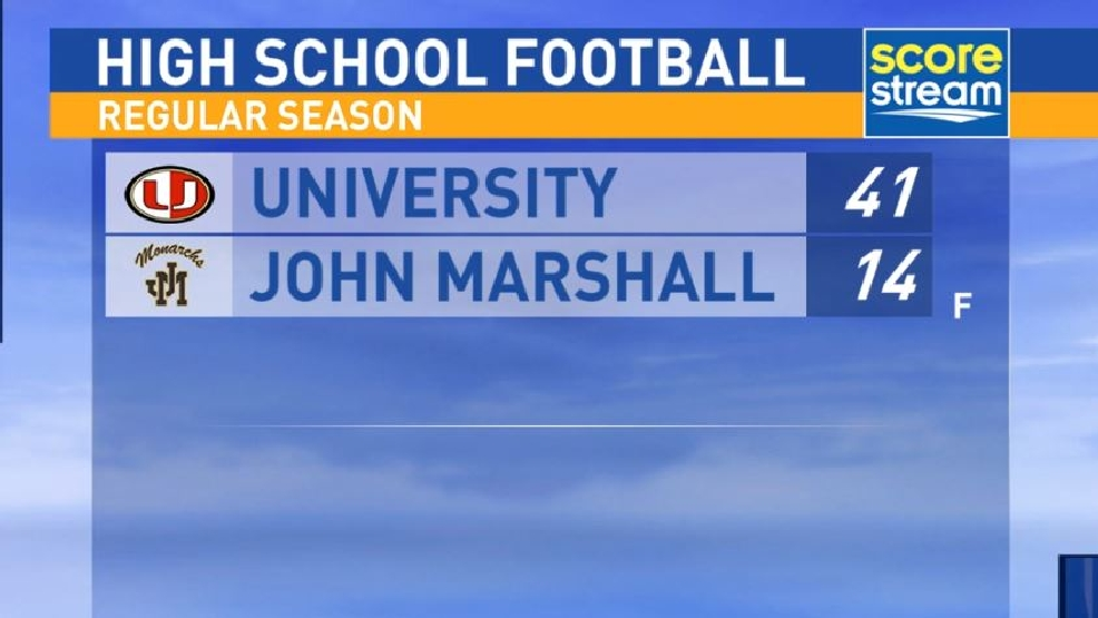 8.26.16 Highlights: University at John Marshall
