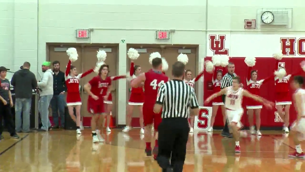 1.13.17 Video- St. Clairsville vs. Union Local- high school boys basketball