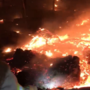 WATCH: Pawhuska firefighters battle overnight wildfire