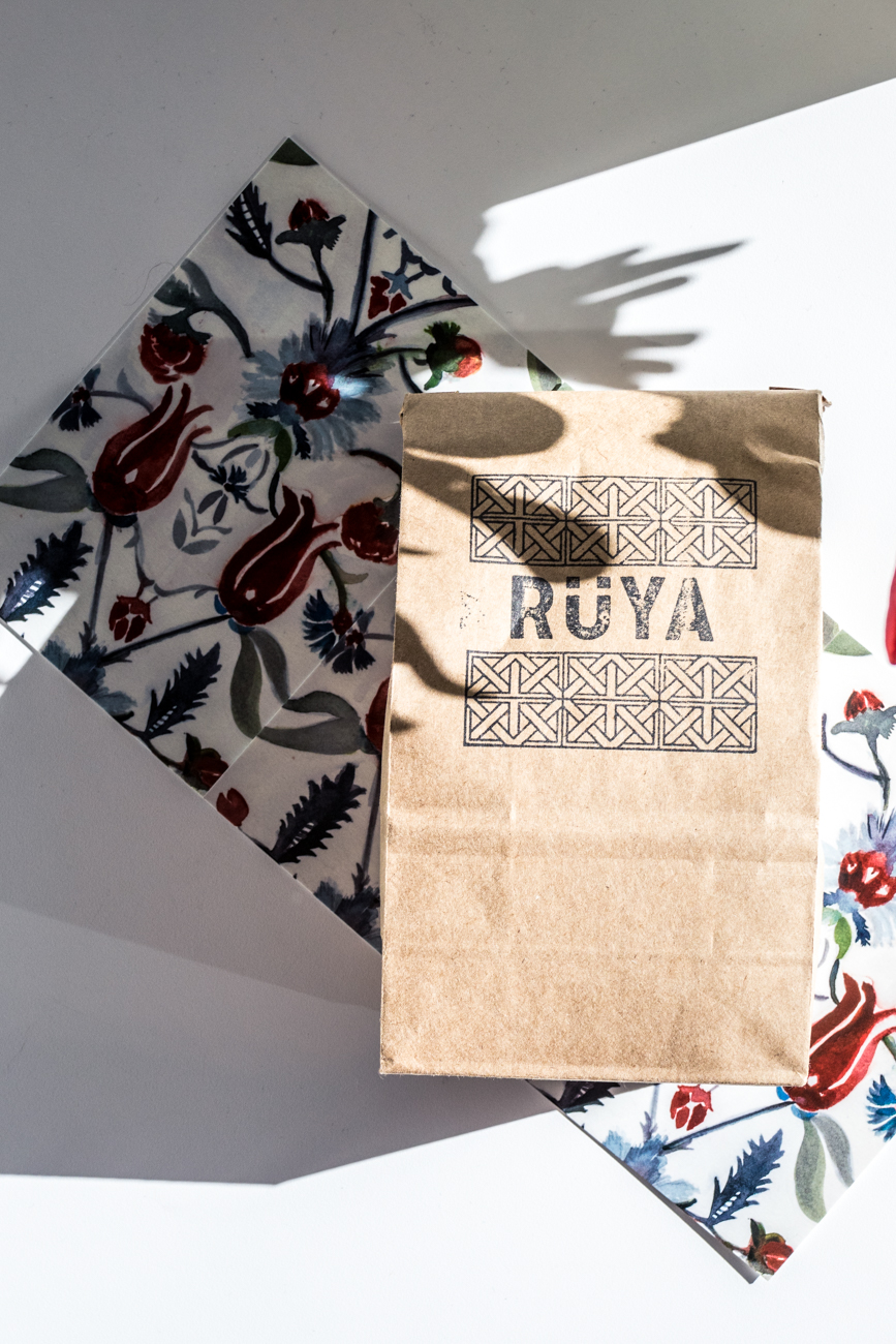 "Rüya is Turkish for ""dream."" / Image: Catherine Viox // Published: 12.14.19"