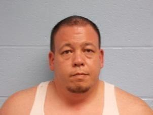 Matthew Azcueta, 37, is facing charges of engaging in prostitution.