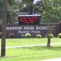 Marion student charged after bringing a knife to school