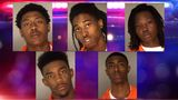 UPDATE: 5 arrested in Macon as officials find stolen guns, marijuana