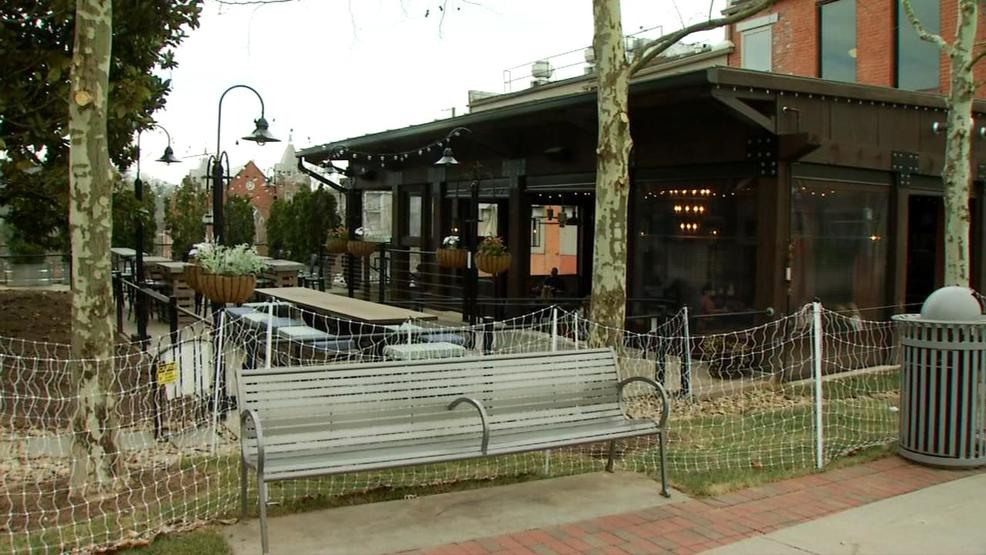 City Officials Said The Restaurant Violated An Ordinance With Its Bistro  Lights On The Back Patio.