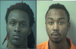 Photos (L-R): Anthony Miles and De'Jion Kimbrough Source: Okaloosa County Sheriff's Office
