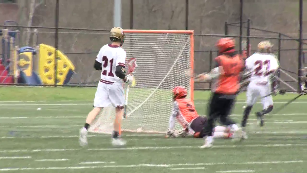 4.17.18 Highlights - Linsly vs Wheeling Central - boys lacrosse