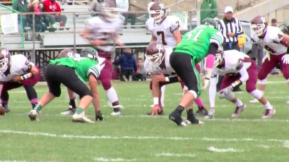 10.17.15- High School Football-Wheeling Central defeats St.John Central