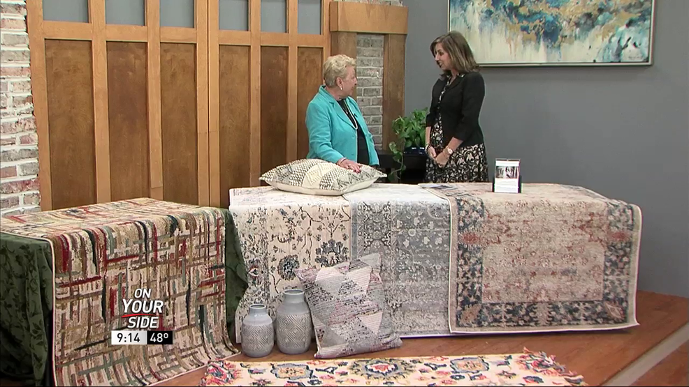 New Home Design Pieces With Aladdin Rugs And Decor Katv