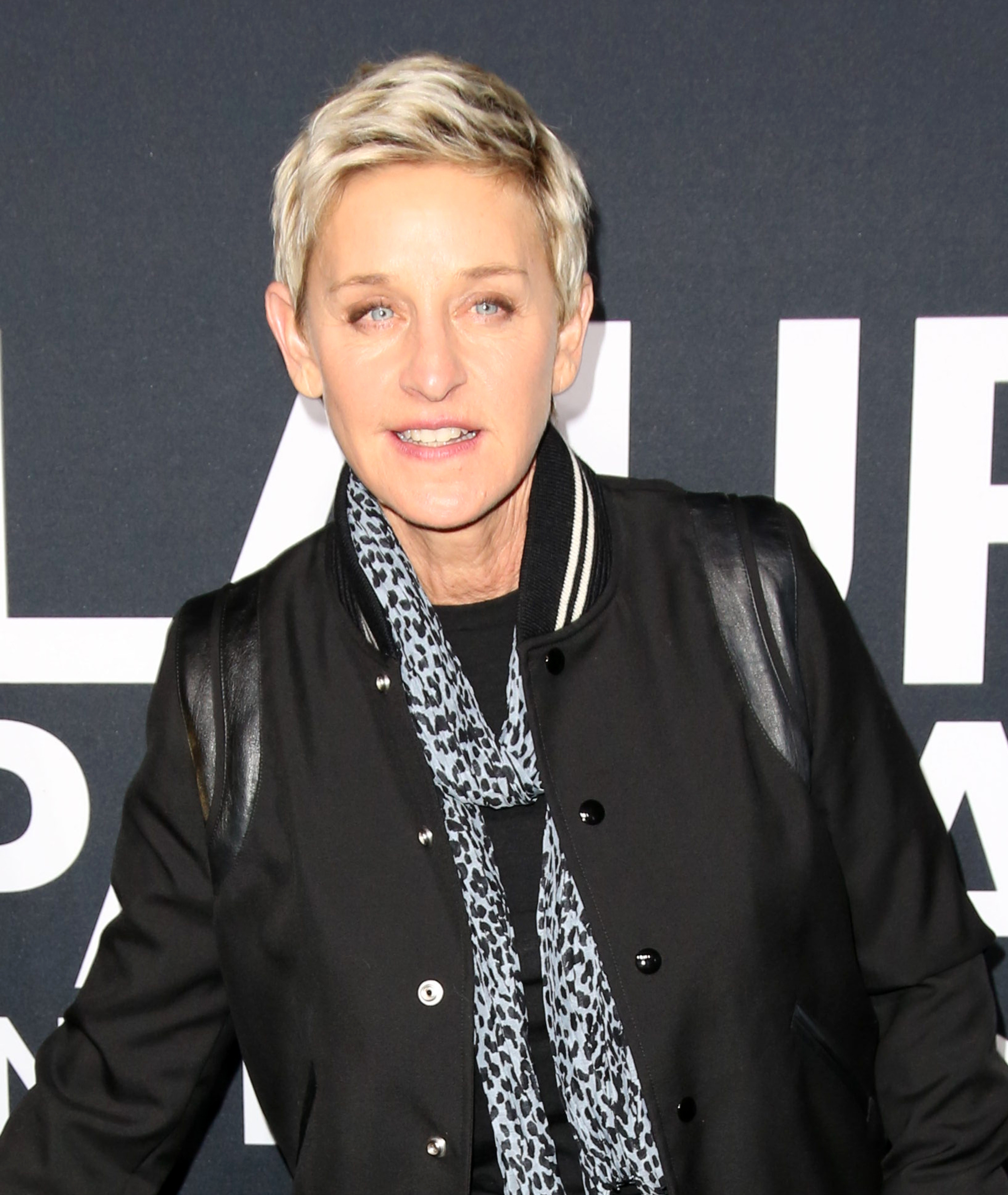 Saint Laurent at Hollywood Palladium - Arrivals                                    Featuring: Ellen DeGeneres                  Where: Los Angeles, California, United States                  When: 10 Feb 2016                  Credit: Brian To/WENN.com