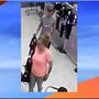Deputies searching for pair suspected of using stolen credit cards