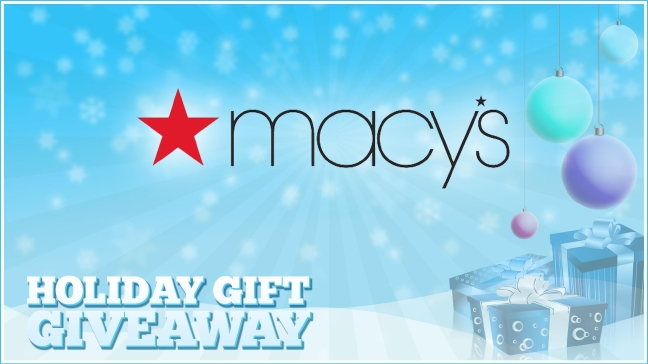 Holiday Gift Guide - Macy's