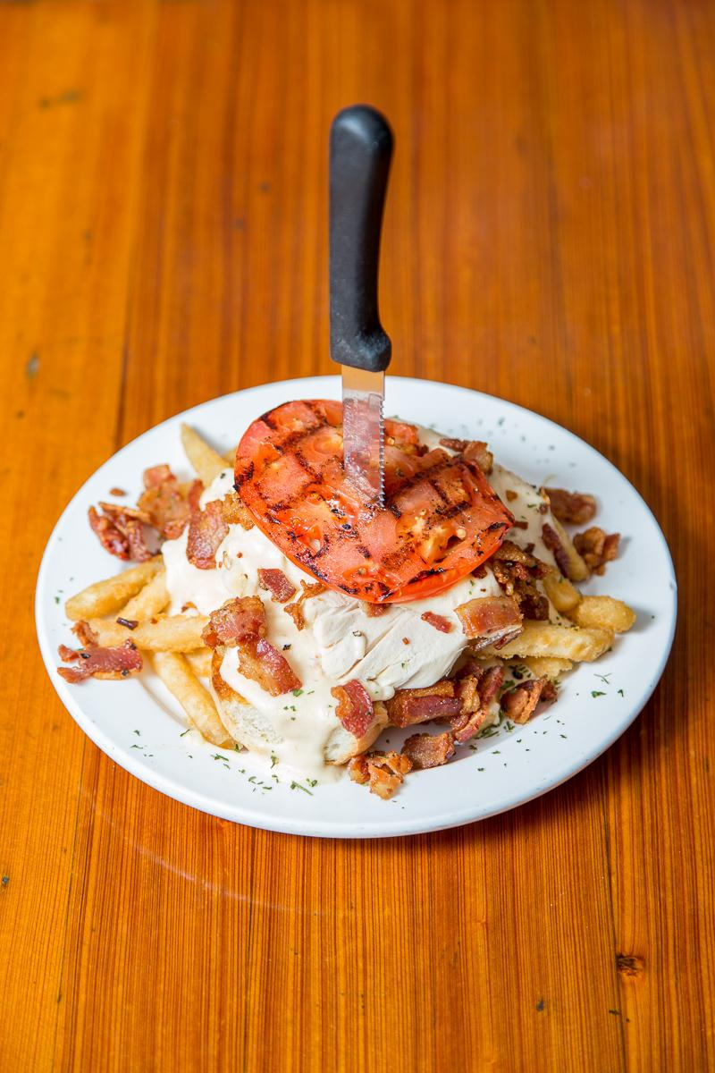 Arnold's Hot Brown  --  Image: Daniel Smyth Photography