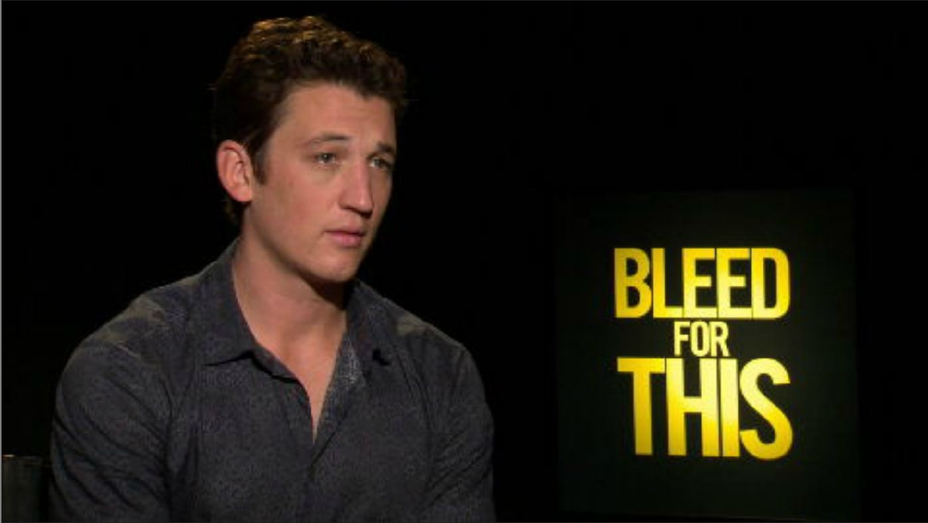 'Bleed for This' cast and director talk about the enduring quality of boxing films. (KUTV)