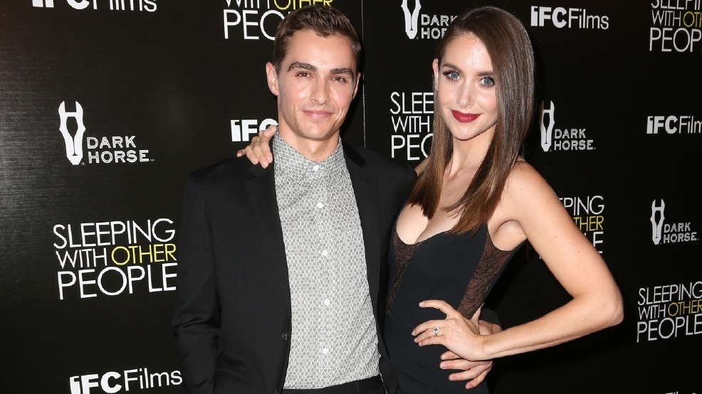 Hollywood couple Dave Franco and Alison Brie are married