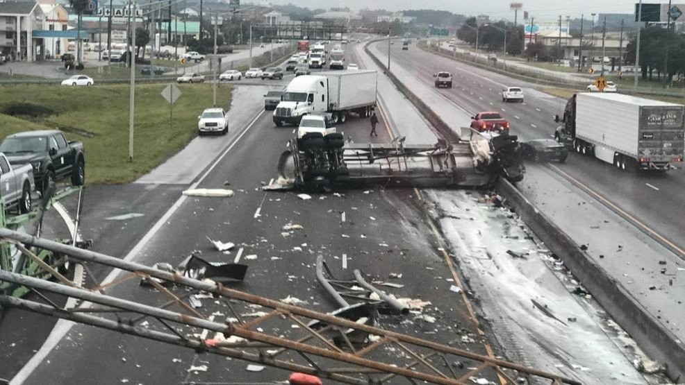 Images of Truck Accident On I 80 - #rock-cafe