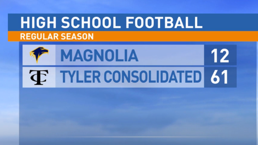 10.25.19: Magnolia at Tyler Consolidated