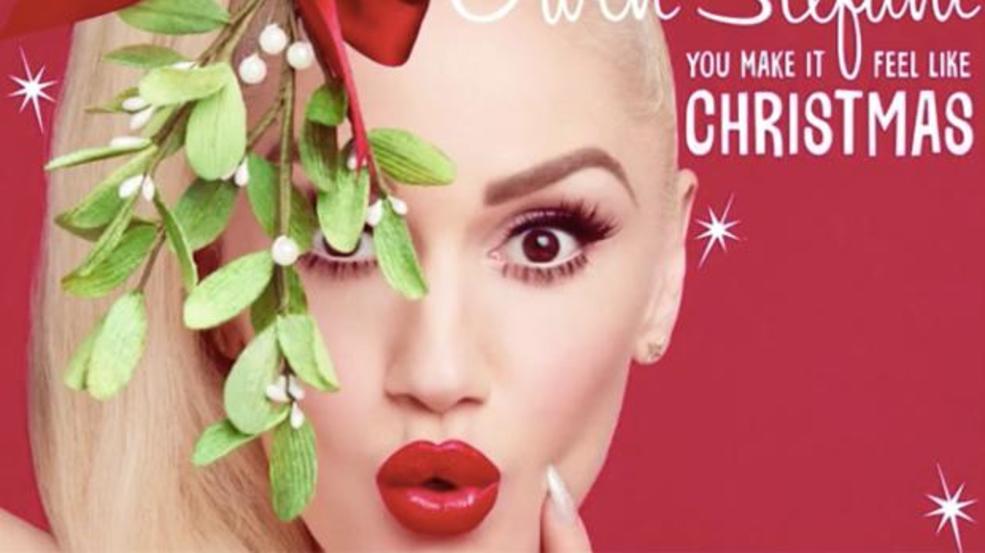 christmas miracle gwen stefani and blake shelton confirm rumors - Blake Shelton Christmas