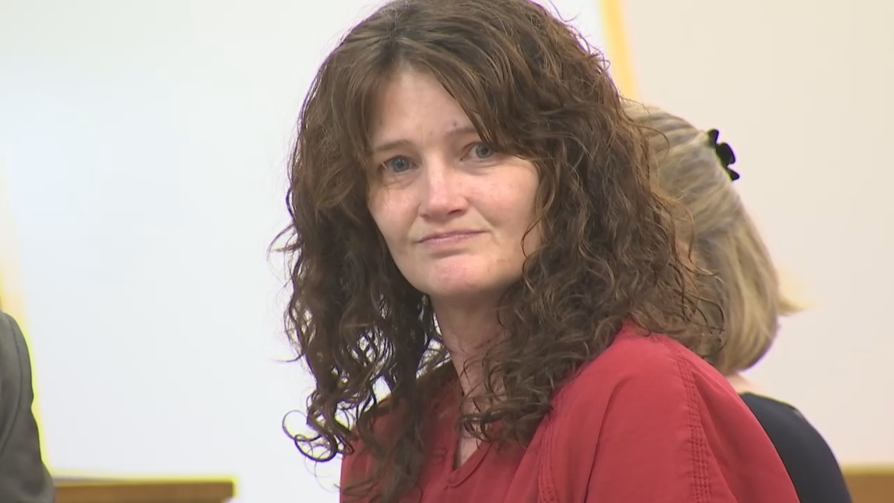Amber Lynn James was charged Wednesday with second-degree murder and ordered held on $1 million bail. (Photo: KOMO News)