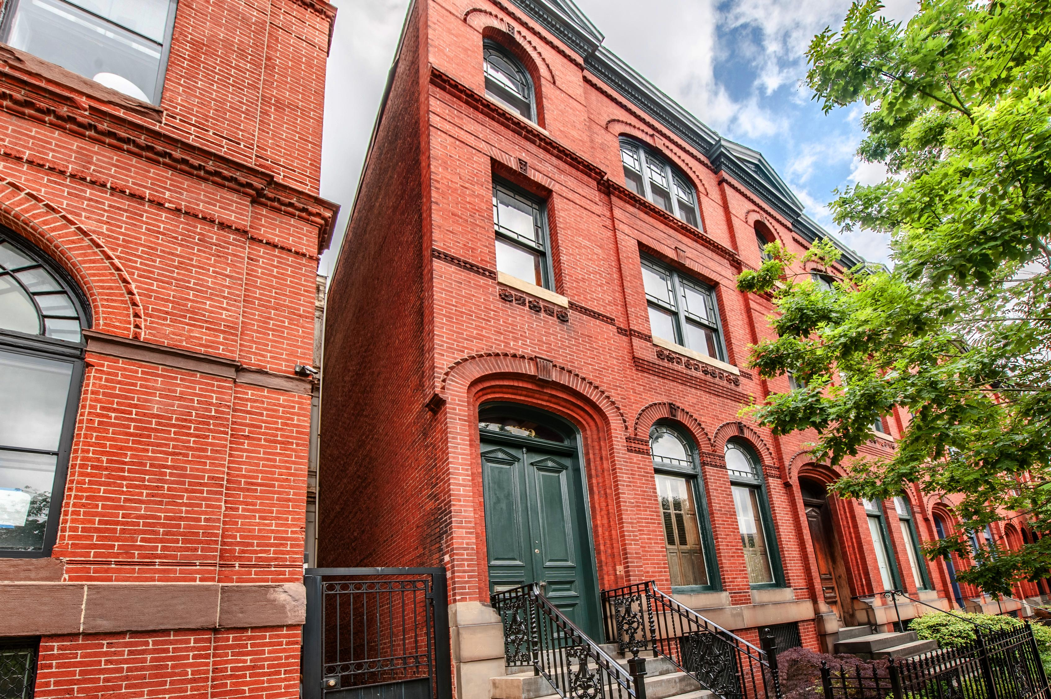 Frank And Claire Underwood S Quot Dc Quot Brownstone Is For Sale