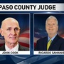 Samaniego wins close race for El Paso County judge