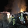 Burned church sheds stored $30,000 worth of students' work