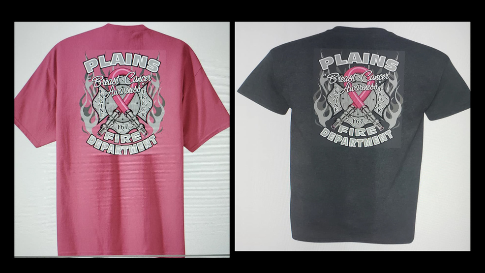 Plains Twp Fire Department Raising Money For Breast Cancer