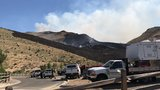 Hunter Creek Fire in west Reno downgraded to 50 acres, 35 percent contained