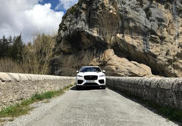 2019 Jaguar F-Pace SVR: Jag adds performance trim to its best-selling vehicle [First Look]