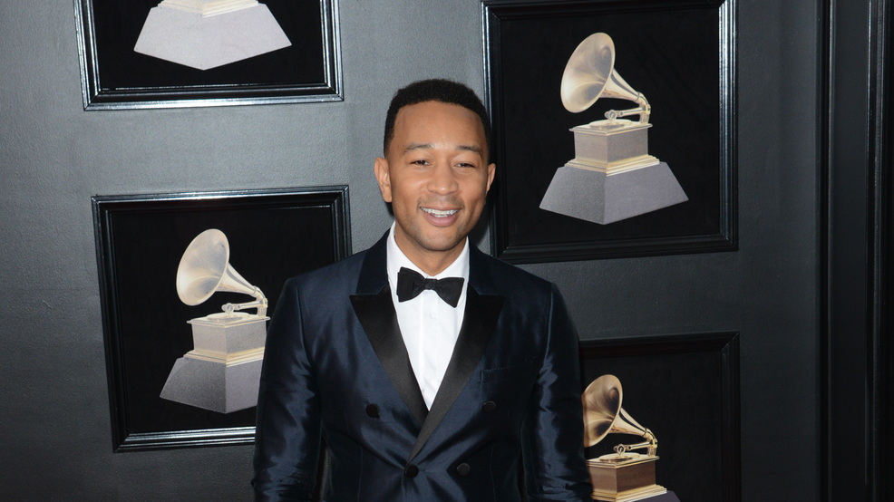 John Legend leads celebrities celebrating midterm election results