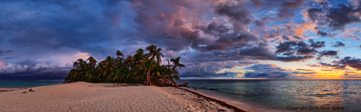 """Ranguana Key"" (Image: Nick Spiker)"
