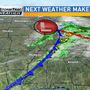 Tracking our next weather maker