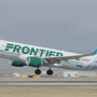 Frontier airlines offering flights to Minnesota out of Charleston International
