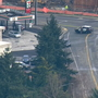 Standoff in Burien ends; bank robbery suspect in custody