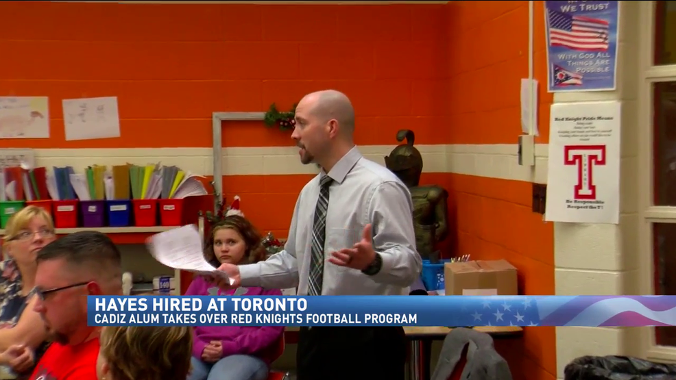 2.15.18 Video - Toronto hires Anthony Hayes as new head football coach