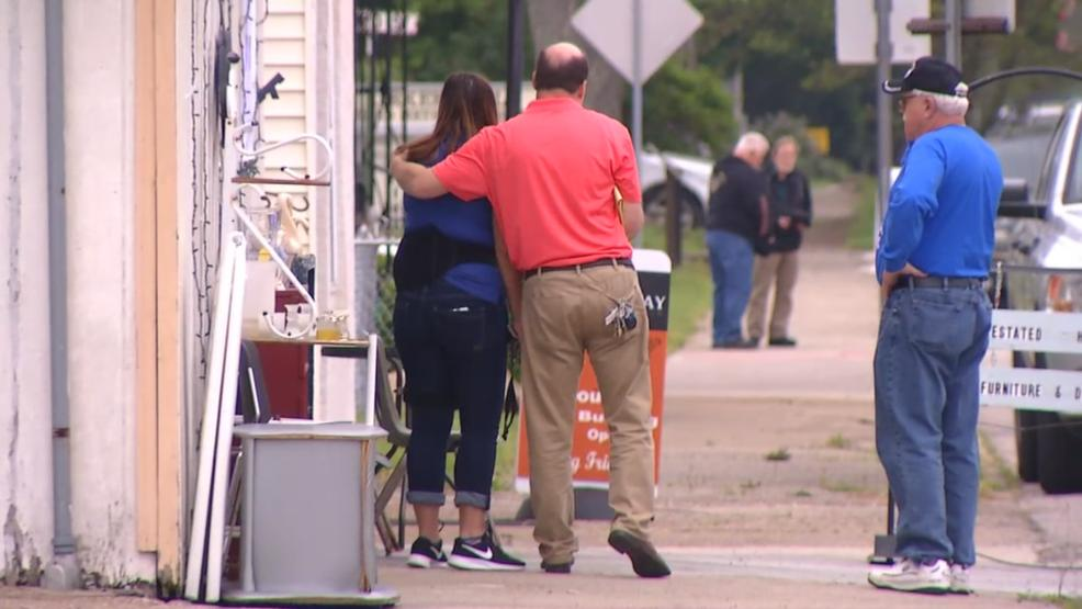 Late Friday, loved ones of Pine Kirk Care Center nurse's aide Cindy Krantz and nurse Marlina Medrano were comforted by the Licking County Sheriff, Coroner and Attorney General. (WSYX/WTTE)