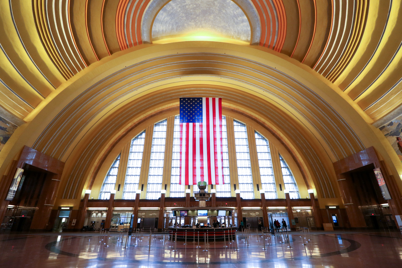 Union Terminal may not be the transportation hub it once was, but the building still carries the memories and stories of survivors with its latest addition—the Nancy & David Wolf Holocaust & Humanity Center. The museum, which is dedicated to telling the stories of Holocaust survivors, has moved from its Kenwood location to partner with the Union Terminal, which also houses the Cincinnati Museum Center. It will open to the public on January 27, 2019—the United Nation's Day of Holocaust Remembrance and the anniversary of the liberation of Auschwitz. ADDRESS: 1301 Western Avenue (45203) / Image: Ronny Salerno // Published: 1.14.19