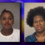 Two Macon women arrested for child abandonment