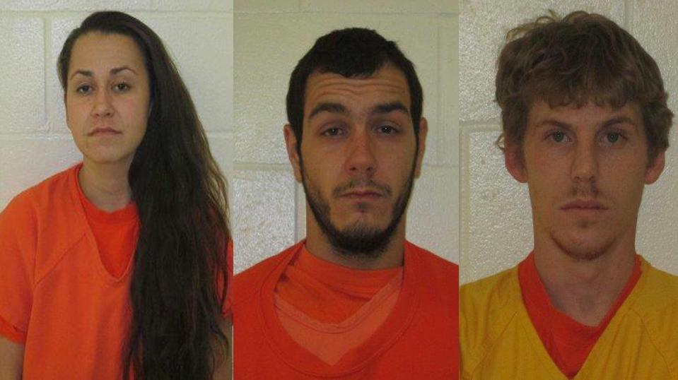 Shantel Rodriguez, Cody Boudreau and{&amp;nbsp;}Dylan Austin{&amp;nbsp;}(Sanford Police Department)<p></p>