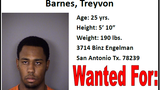 On The Run: Treyvon Barnes arrested