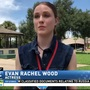 Actress Evan Rachel Wood participates in fast, prayer chain protest in McAllen, Texas