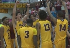 All smiles for the Indian Hills Warriors after winning Region XI championship(KTVO).JPG