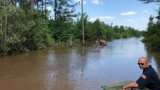 At least 70 people rescued from high water in George County, Miss.