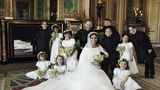 GALLERY: Palace shares family portrait and other royal wedding photos