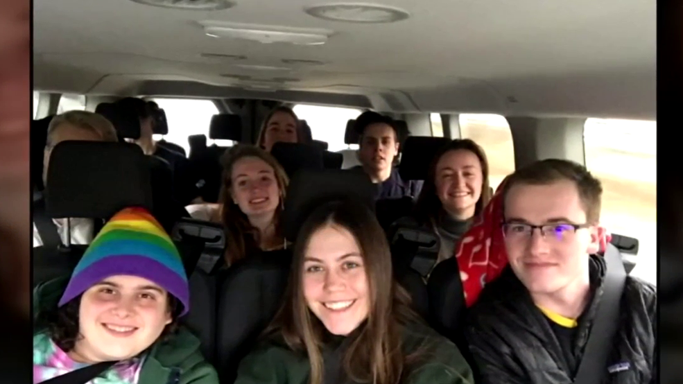 Maine college students head to Washington, D.C. to discuss climate change