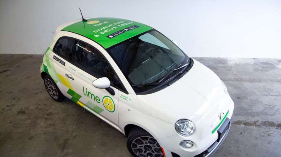 Lime to introduce Fiat cars for Seattle car-share program