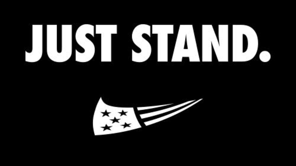 Nine Line Apparel launches new 'Just Stand' clothing line