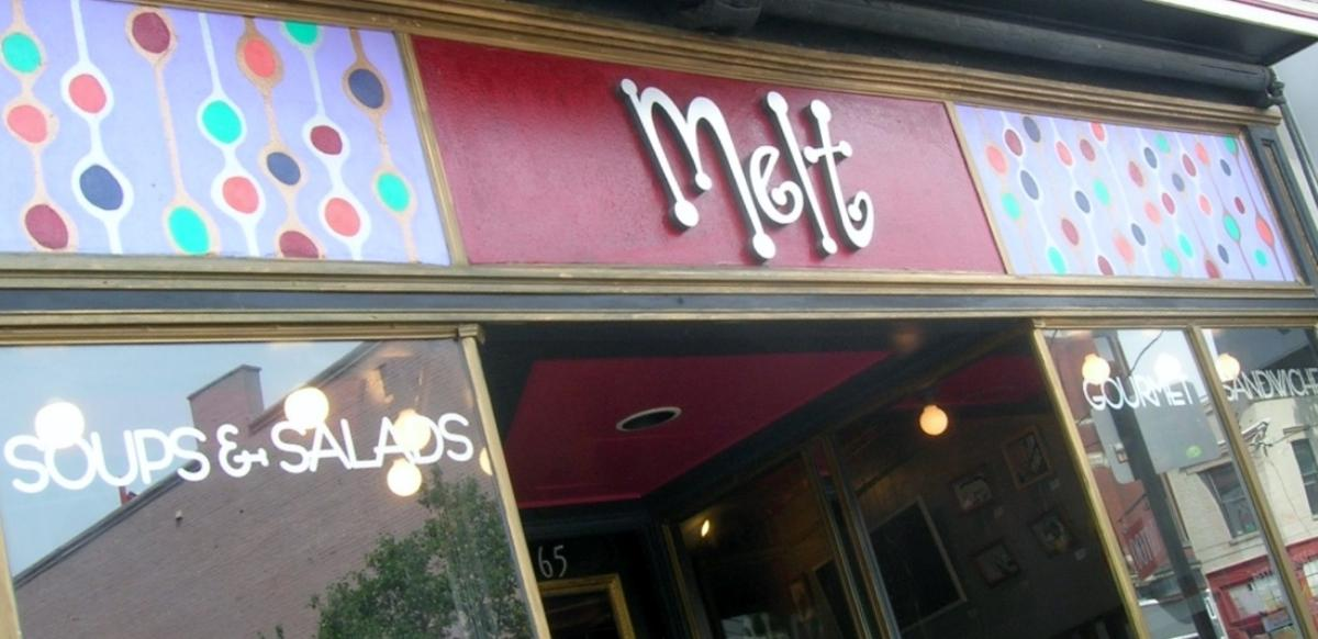 "Melt. ... As in ""tasty goodness."" / (Image: Ericka McIntyre)"