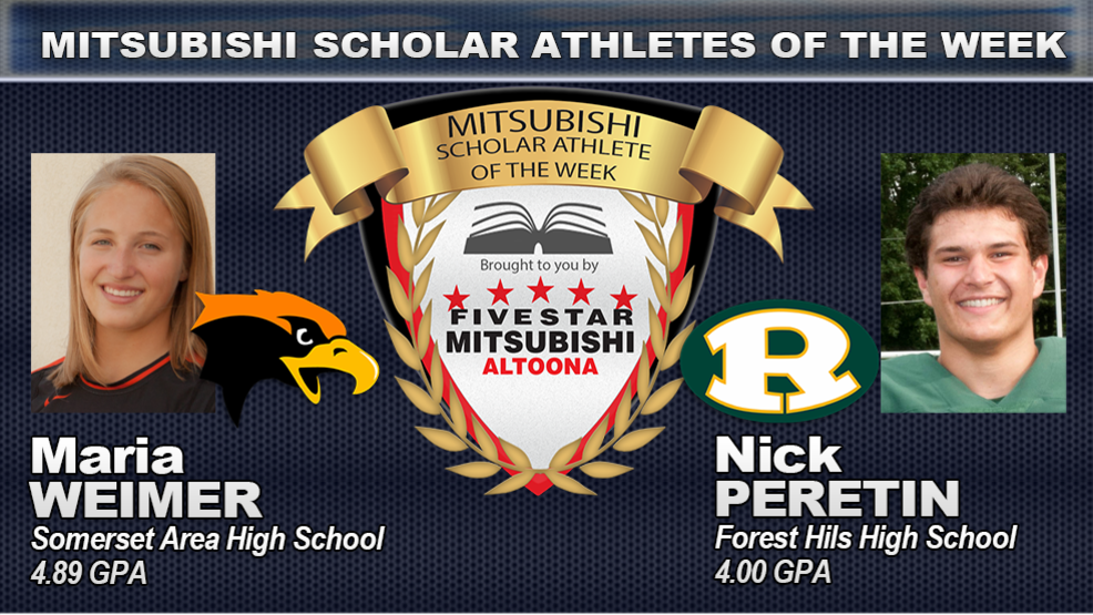 September 1, 2017 Scholar Athletes